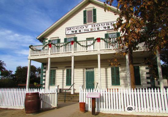 McCoy Museum House1