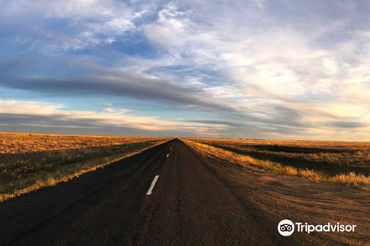 Uluru Sunrise Viewing Area1