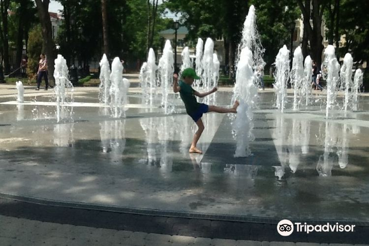 Fountain the Boy at the Elephant1