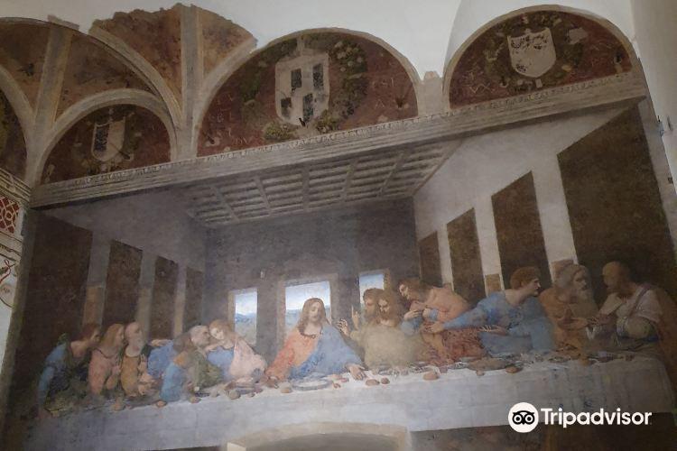 Museo Cenacolo Vinciano3