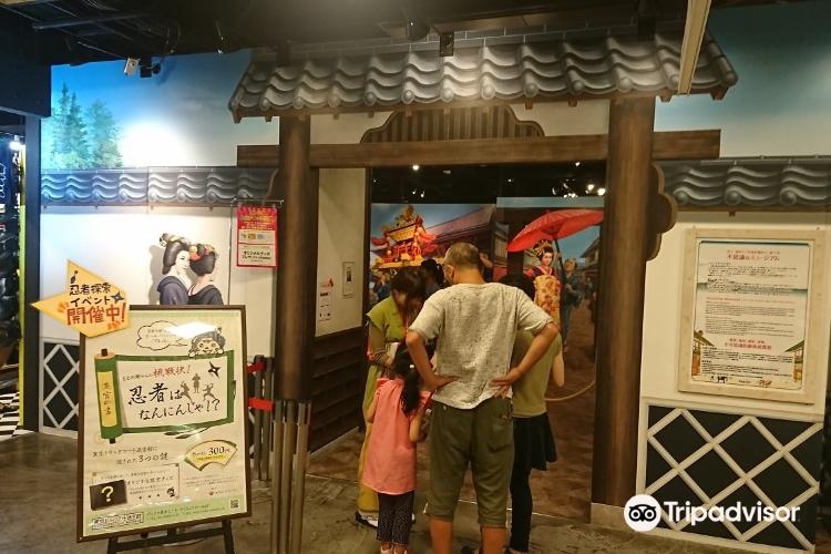 Tokyo Trick Art Museum3