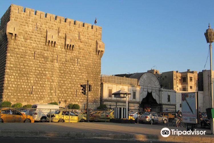 大馬士革城堡4