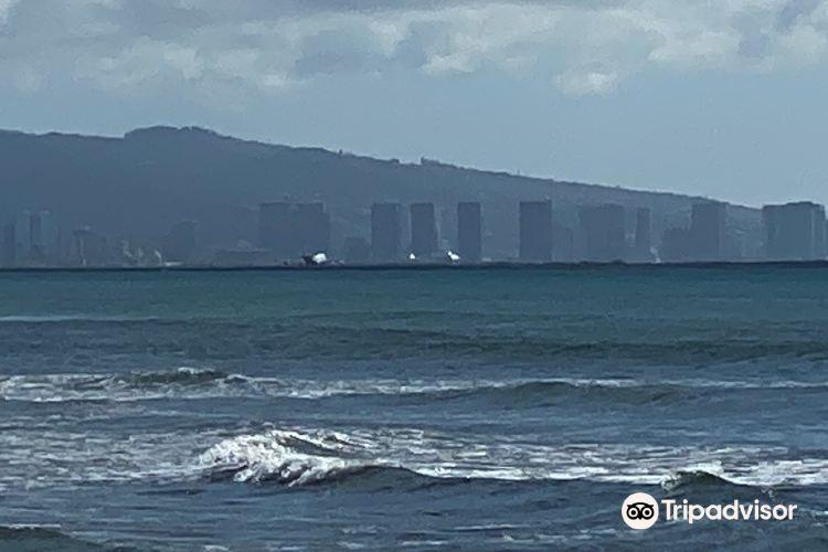 伊娃海灘3