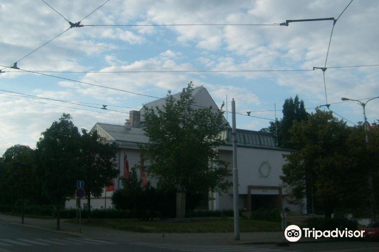 Dum Umeni Mesta Brna / The Brno House of Arts4