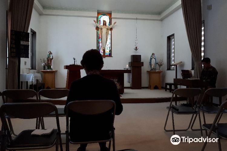 Kutchan Catholic Church1