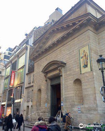 Eglise Saint-Louis d'Antin3