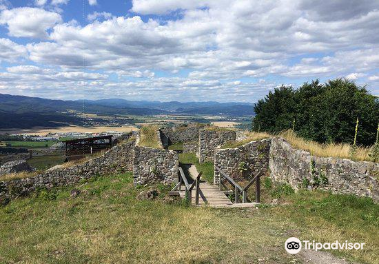 Pusty Hrad (Deserted Castle)