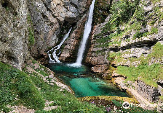 Waterfall Slap Savica1