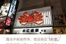 大阪道顿堀美食